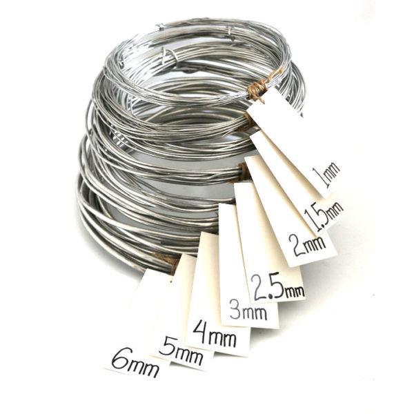 Fantastic Bonsai Aluminum Wires Size 1 5Mm Mtools Wiring 101 Ivorowellnesstrialsorg